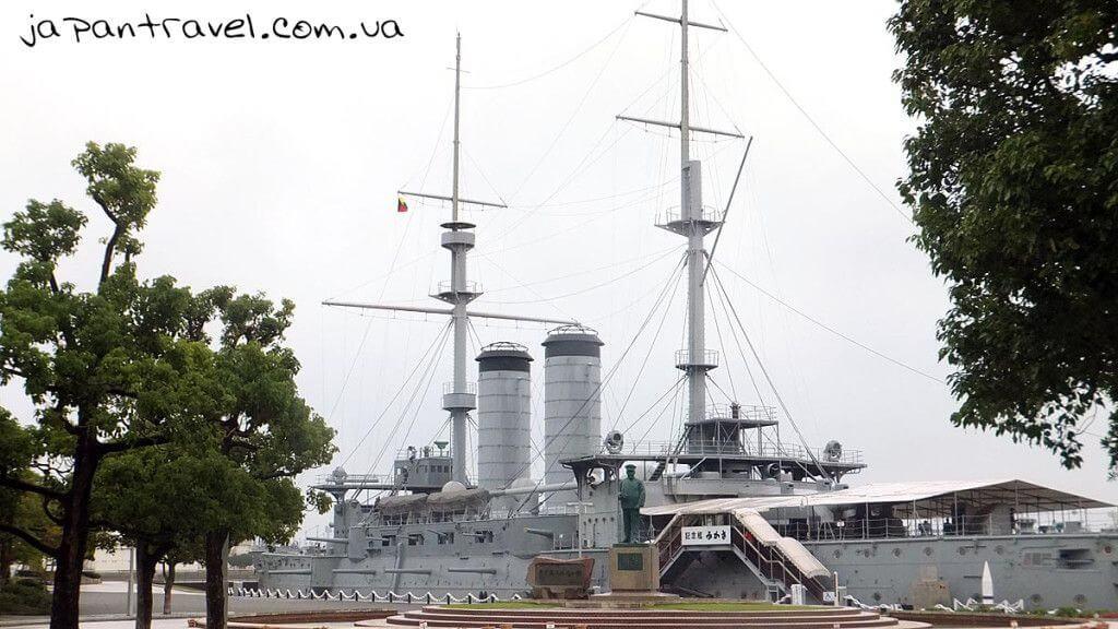 10 Mikasa Battleship Memorial Museum, Yokosuka, Japan