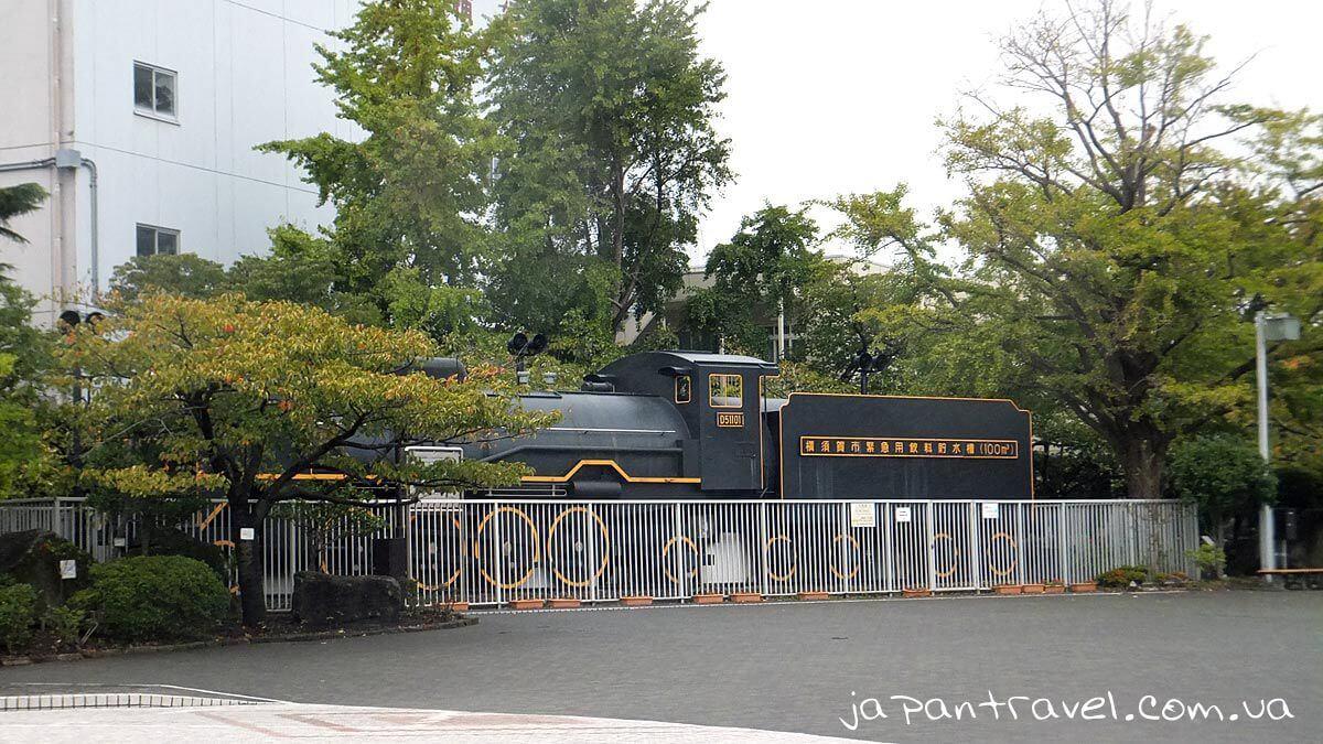 12 train near Mikasa
