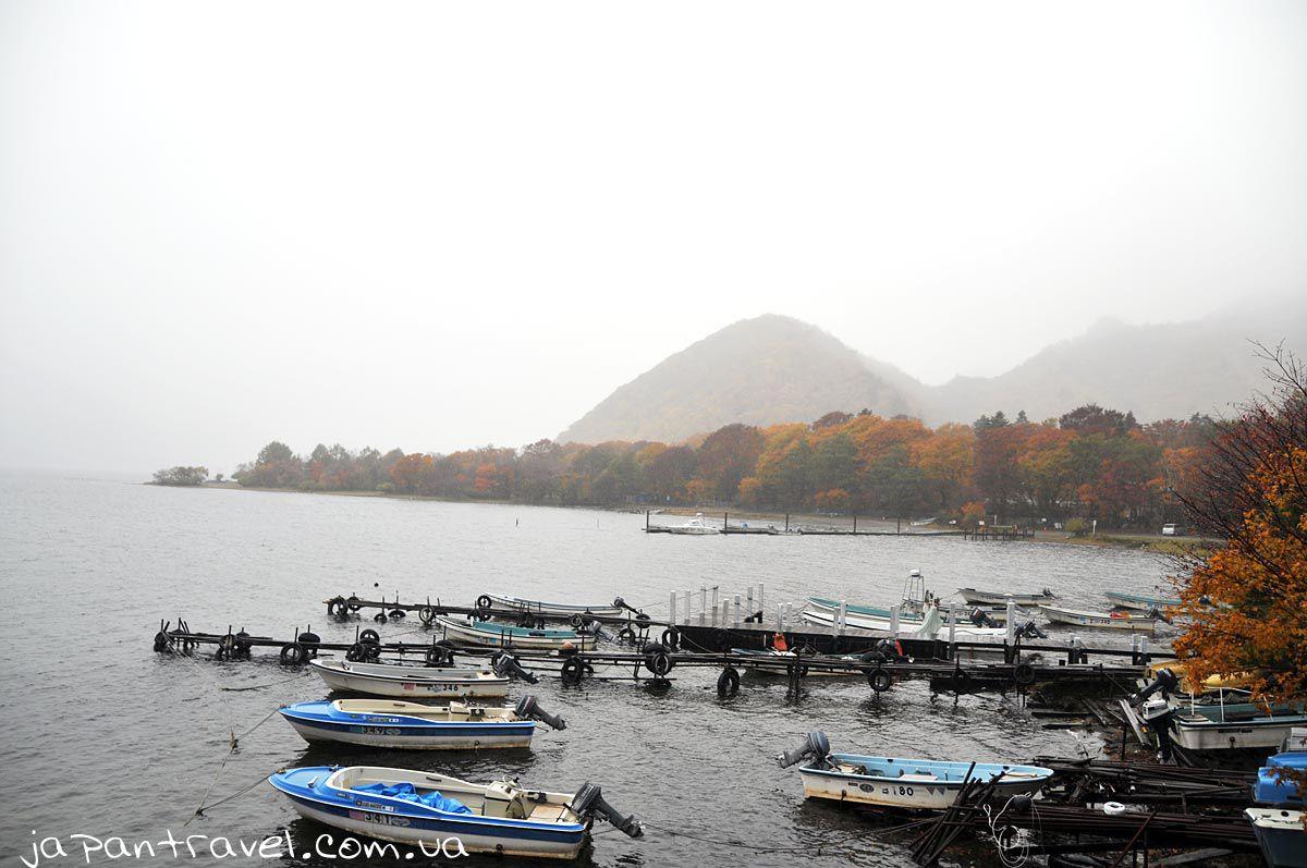 озеро-в-нікко-човни