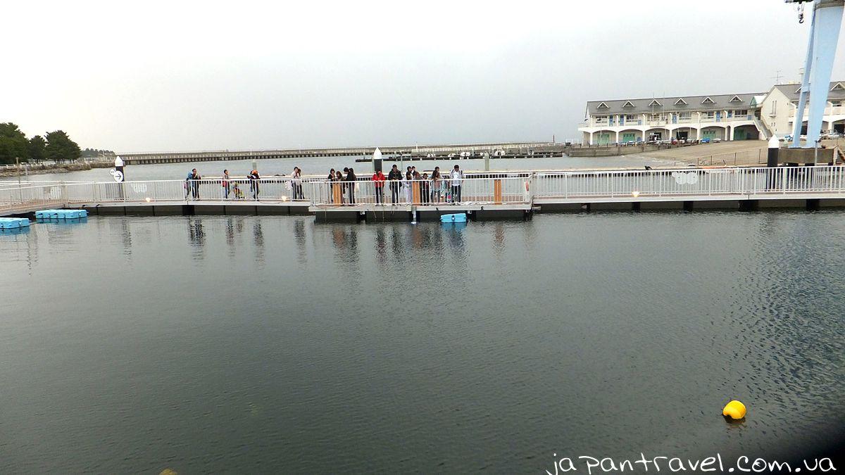 Yokohama-Hakkeijima-Sea-Paradise-територія-прогулянки-мандрівки-японією