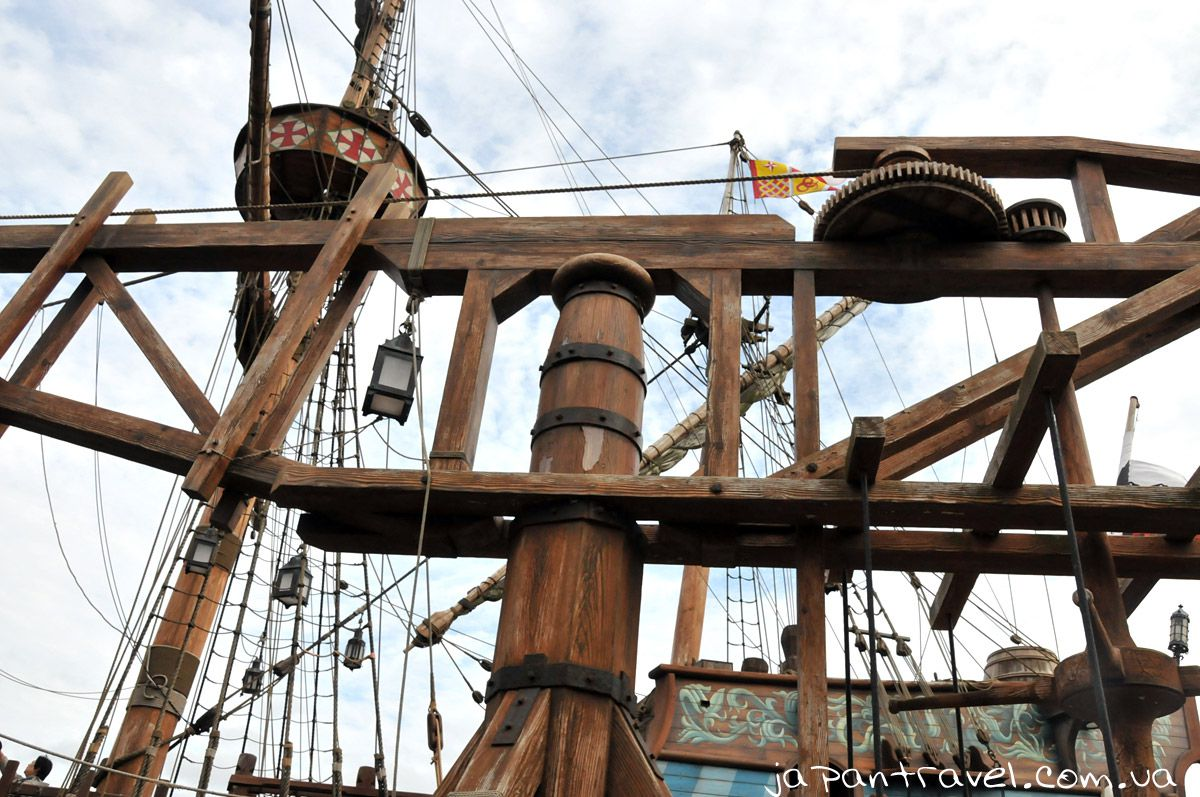 дісней-сі-мандрівки-японією-порт-деревяний-корабель