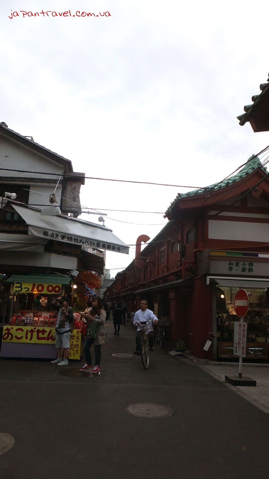 велосипед-токіо-японія-вулички-мандрівки-японією